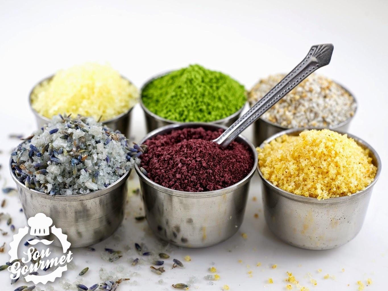 Sais Gourmet - Os sais que fazem a diferença!