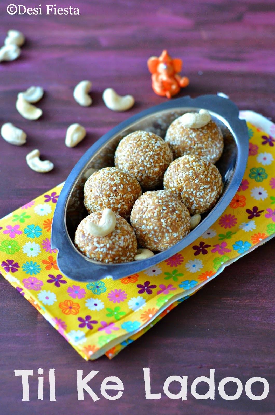 Til ke Ladoo | Sesame Seeds Ladoo| Ellu urundai Recipe ( with Jaggery )