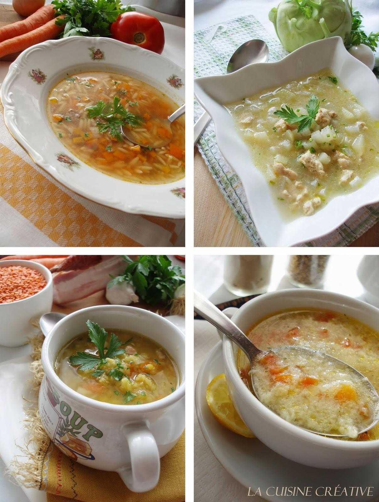 Ukusne supice: 4 recepta