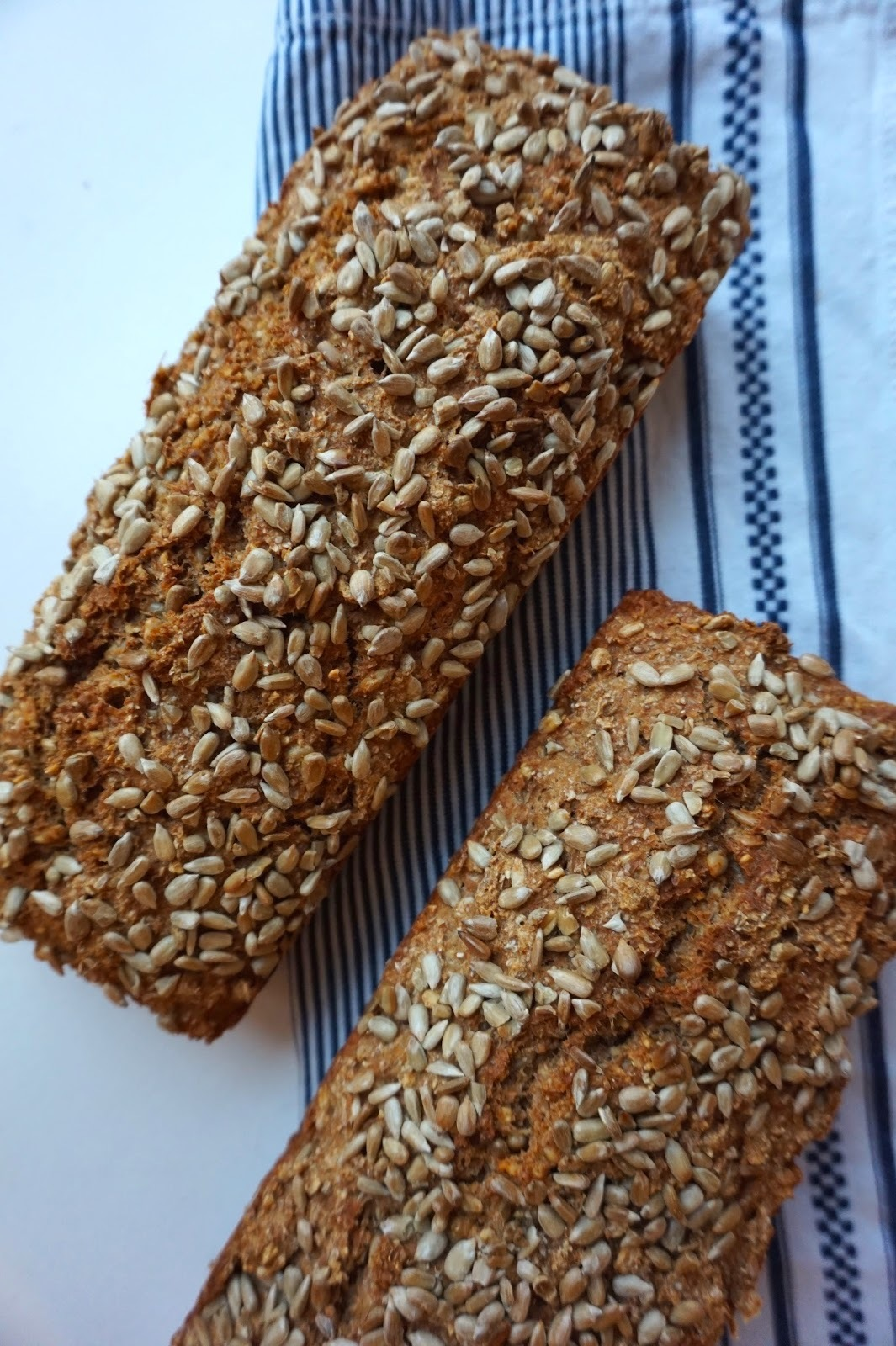Godt og grovt brød med helkorn