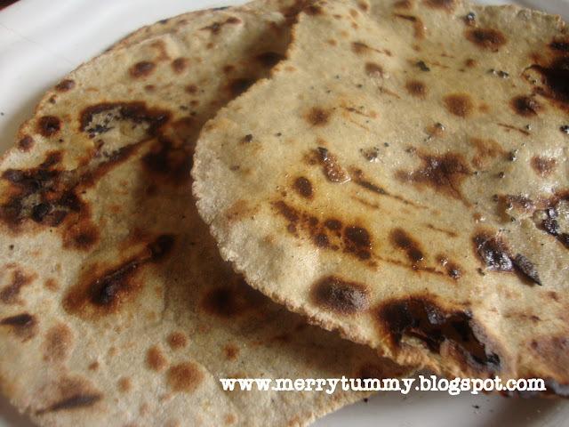 Jowar Ki Roti/ Sorghum Indian Flat Bread-Gluten Free