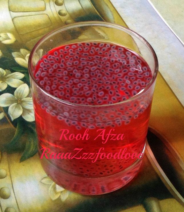 Sharbat Rooh Afza