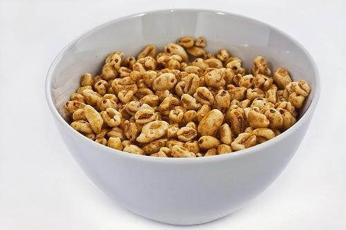 Tabla de índice glucémico - Cereales de desayuno
