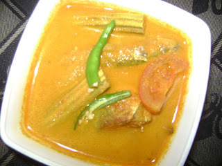 Fish Curry Trivandrum Style (Traditional Fare)