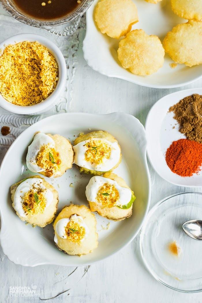 Indian Street Food | Dahi Puri
