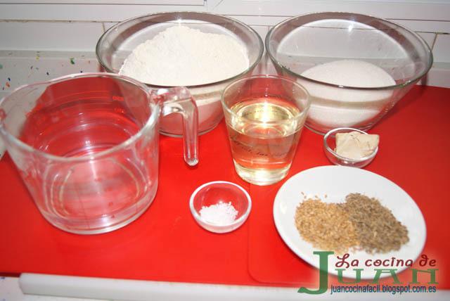 torta de ajonjoli