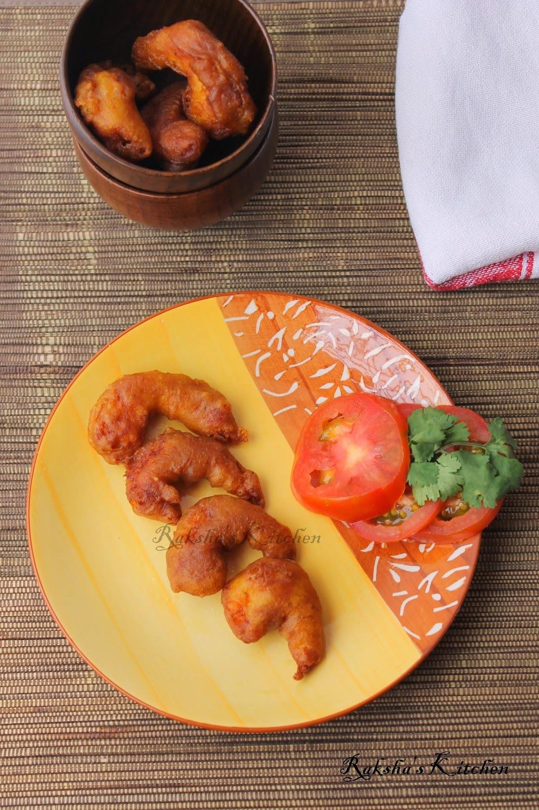 Golden Fried Prawns   Batter Fried Prawns   Deep Fried Shrimps