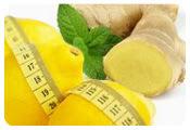 Suco de limão com gengibre emagrece