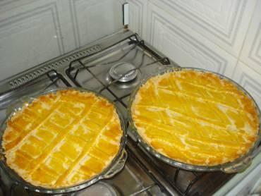 torta de frango sazon