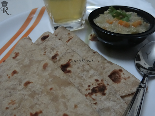 Chapati...How to make soft chapatis