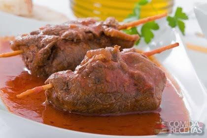 carne de porco coxão duro bife