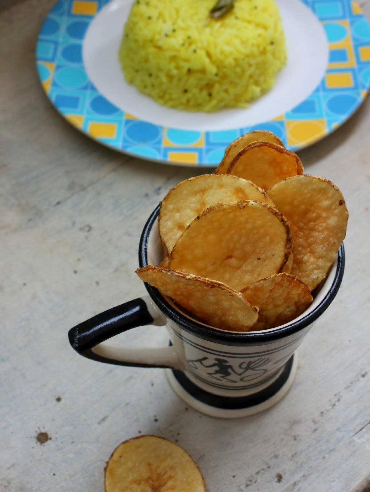 Potato Vathal | Urulaikizhangu vathal
