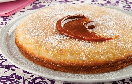 para o bolo de seis quilos de bolo