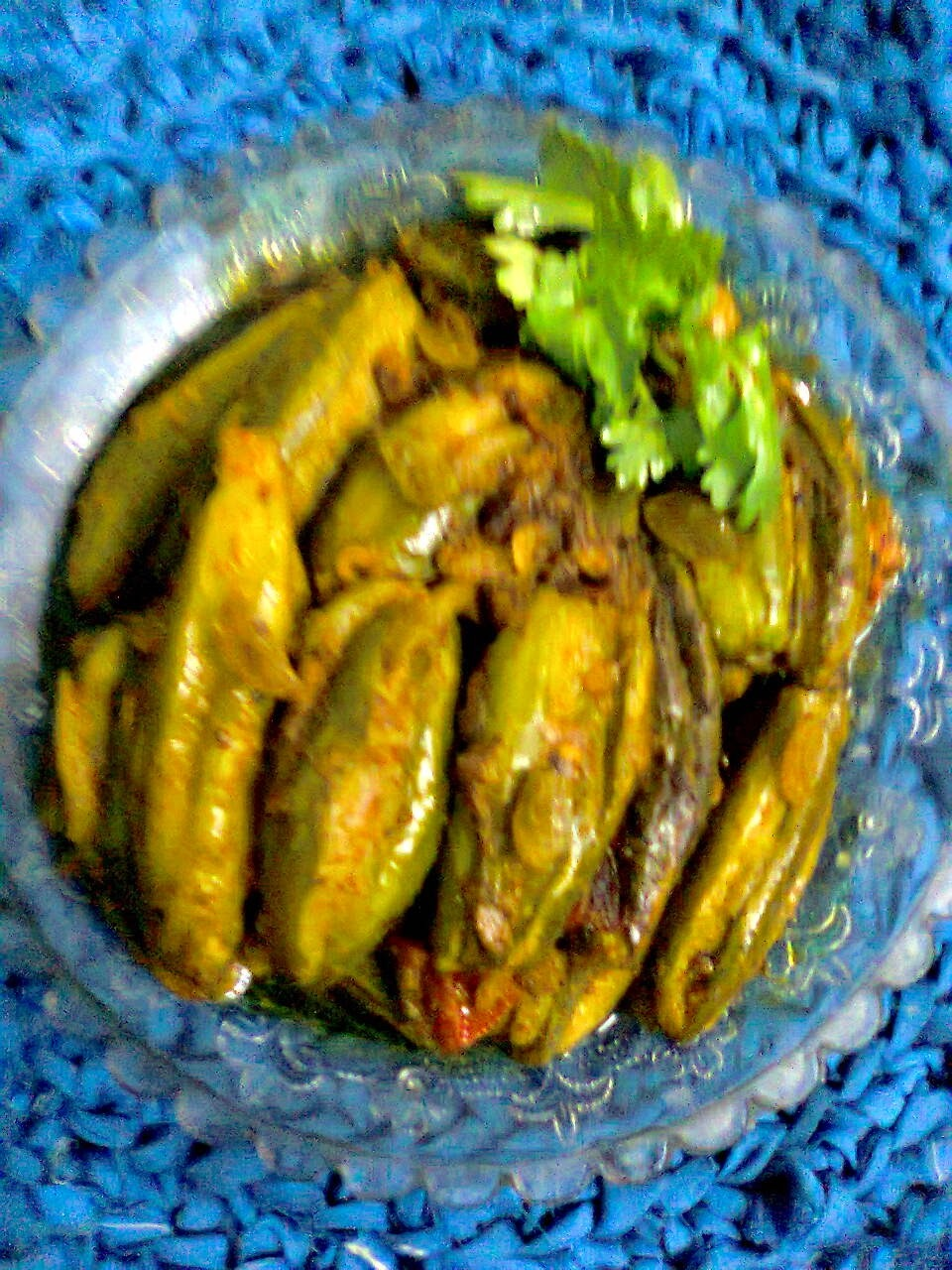 Shahi Parwal (Pointed Gourd) Curry/Potol–Kalia