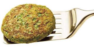 de hamburguer de shimeji