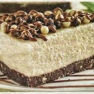 Torta-musse de coco