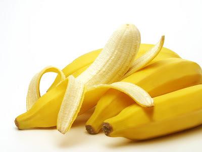banana real feita no forno
