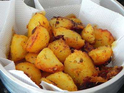 Batatas Sautè