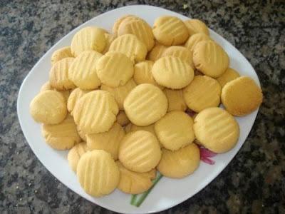 biscoito de fubá com erva doce