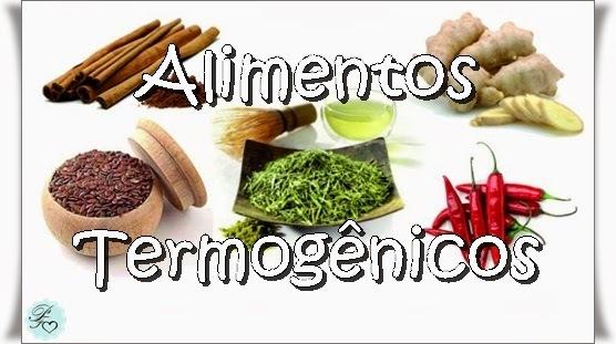 Alimentos Termogênicos - Uma ótima alternativa para queimar calorias!