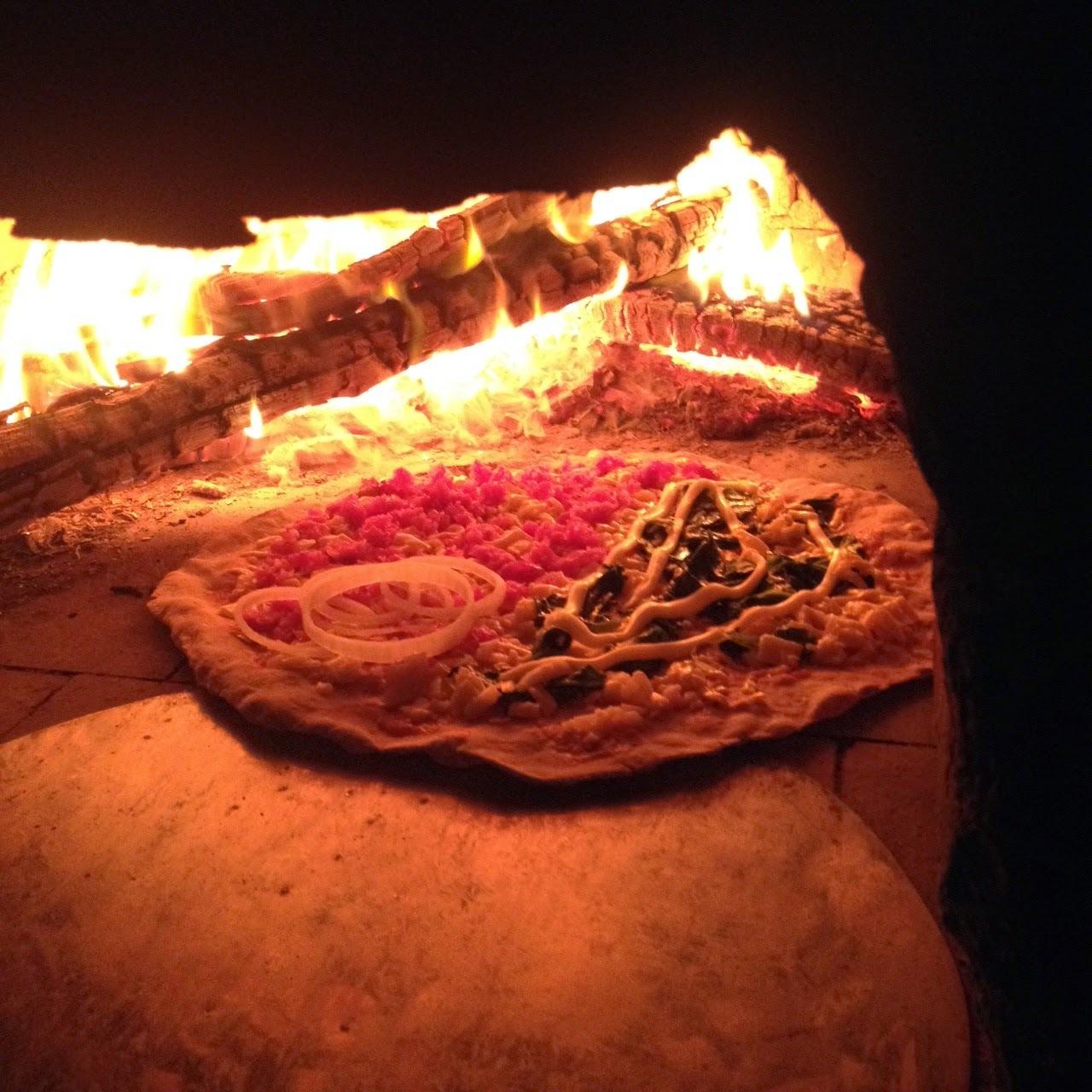 [Receitas] Massa integral de pizza