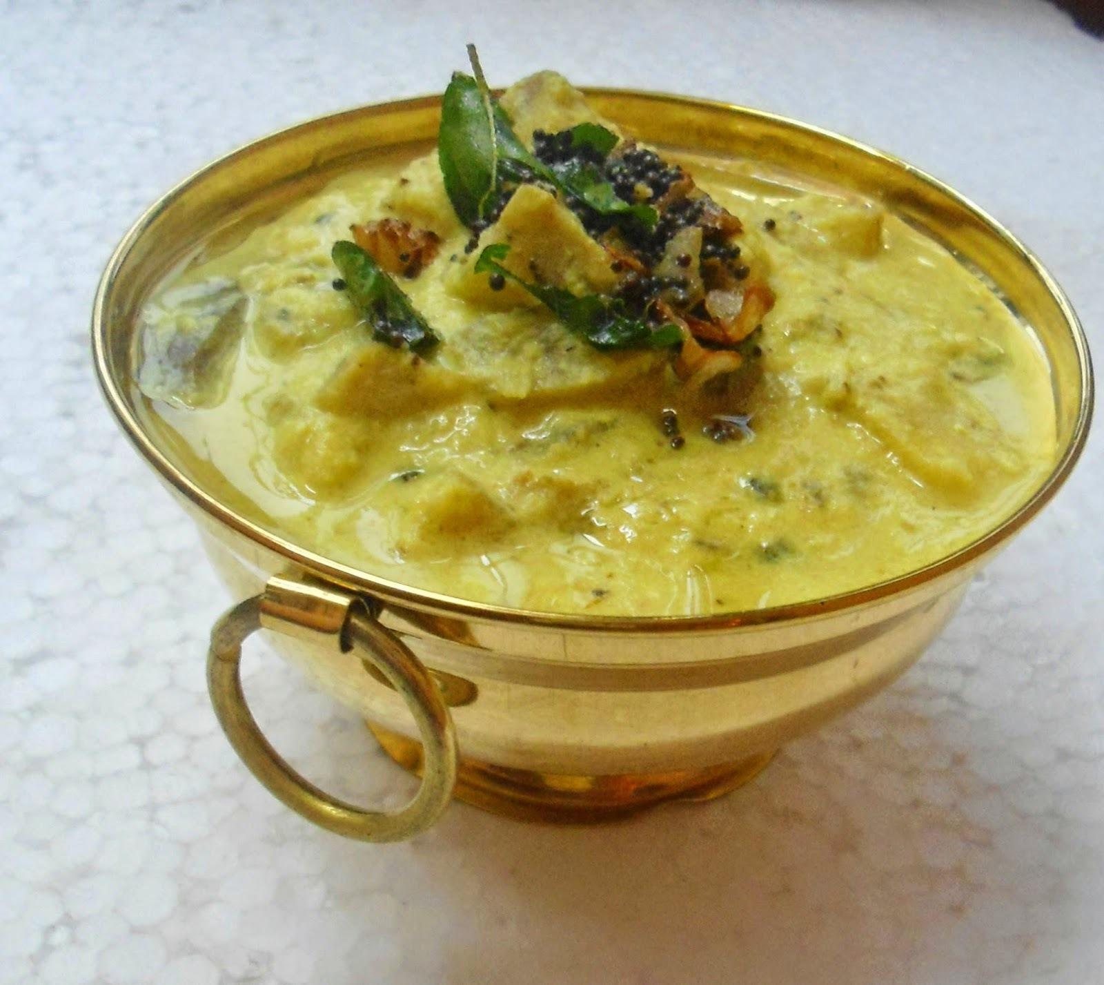 Kalan -Kerala Recipe  | Onam Sadya Recipe | Kurukku Kalan Recipe