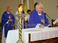 El Padre Daniel Melchior conmemoró sus 63 años de vida sacerdotal