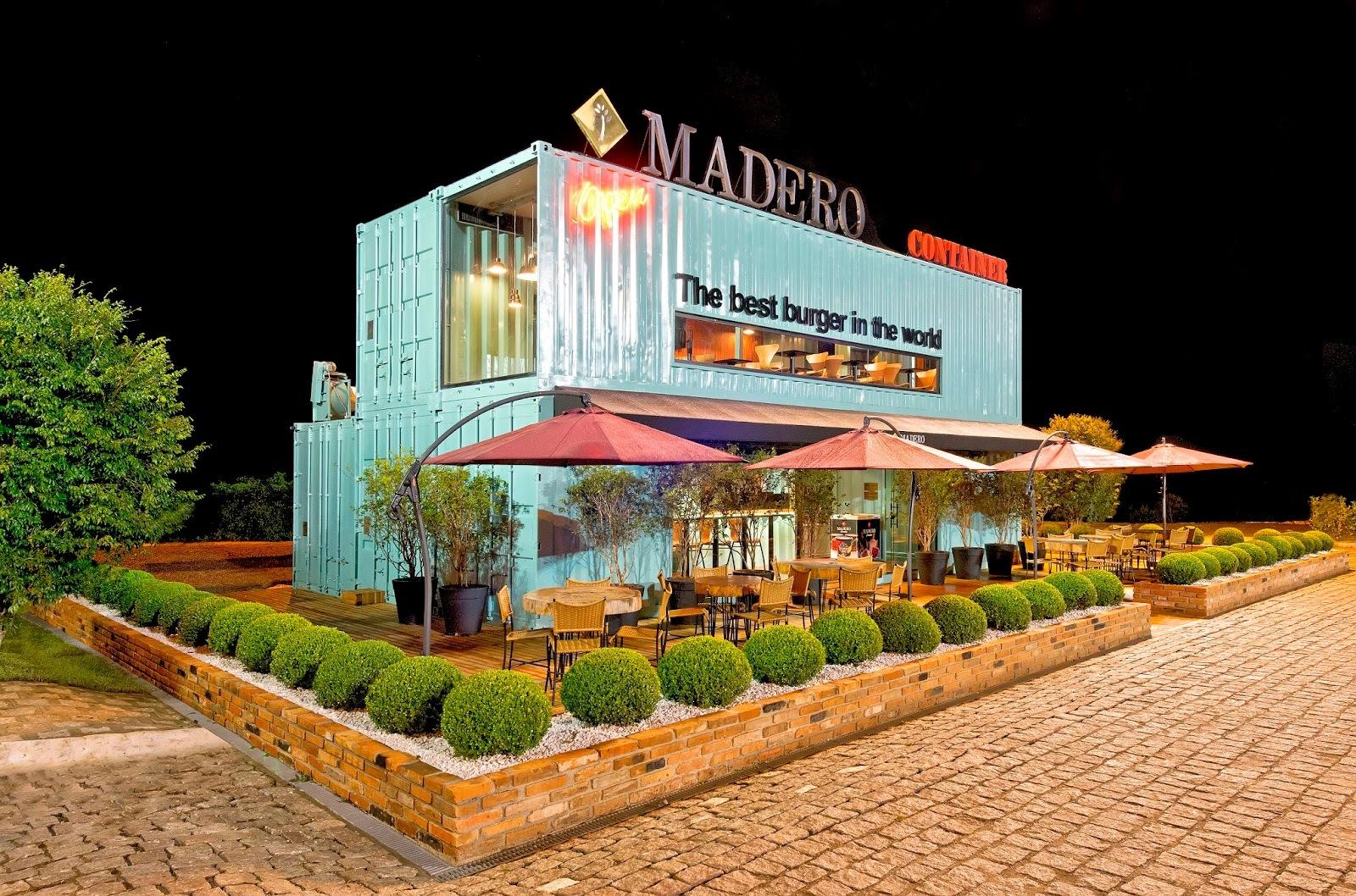 [NOTÍCIAS] Primeira unidade do Madero Container chega a SC