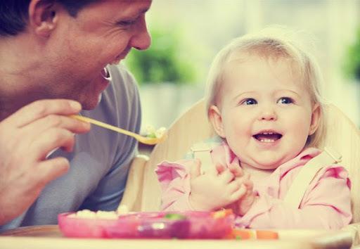 Alimentação à partir de 1 ano de idade.