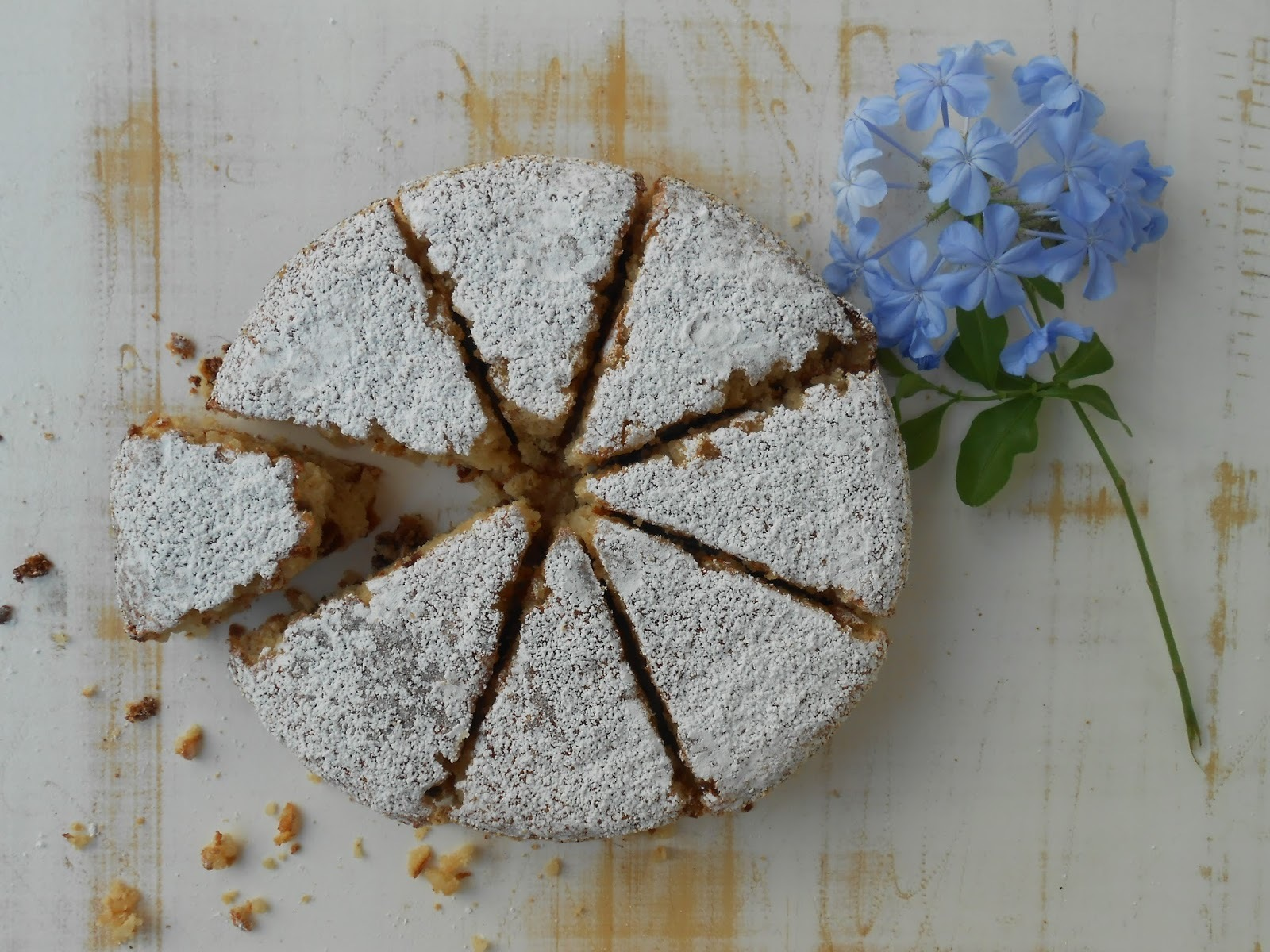 Torta di riso (Tarta de arroz)