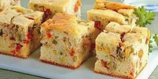 Receita de Torta de Atum