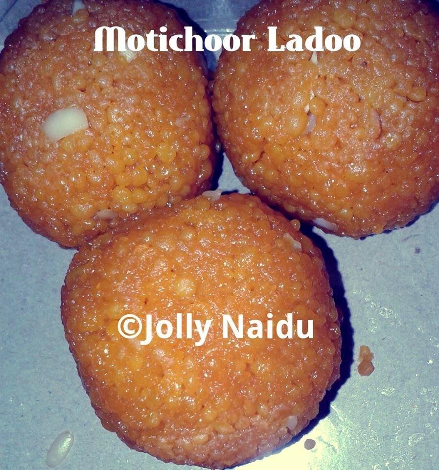 Kuch Meetha Ho Jaaye : Motichoor Ladoo Recipe