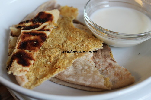 Puran Poli-- Holi Special-Back to my roots