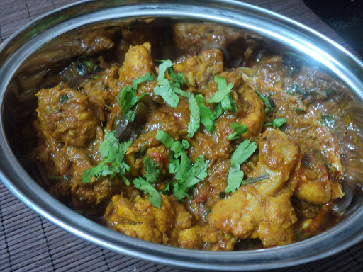 Chettinad Chicken