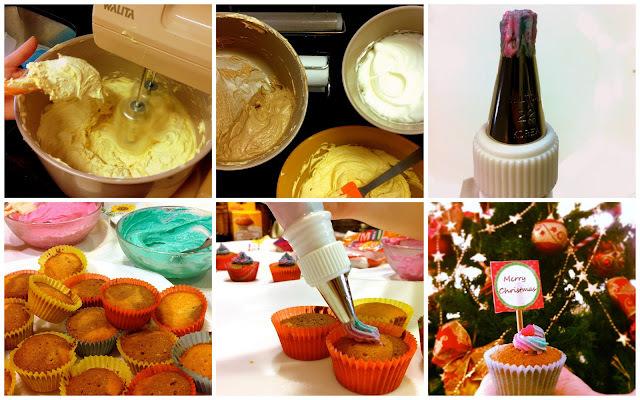 Natal & Minicupcakes!