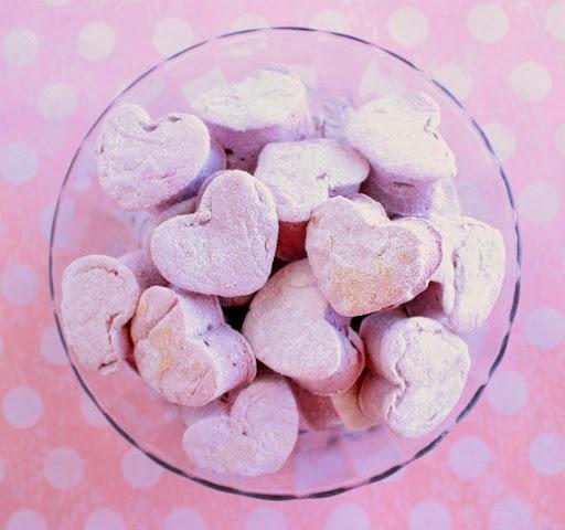 I Heart Homemade Marshmallows