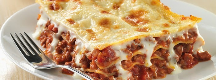 Madhouse recipe : Easy Homemade Lasagne
