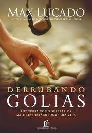 Se você tem Golias na sua vida, então, esse livro é para você!