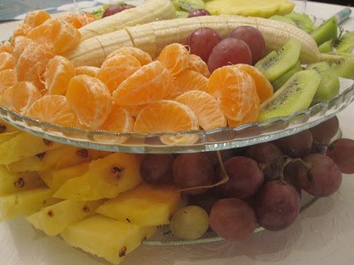 Prato de Frutas
