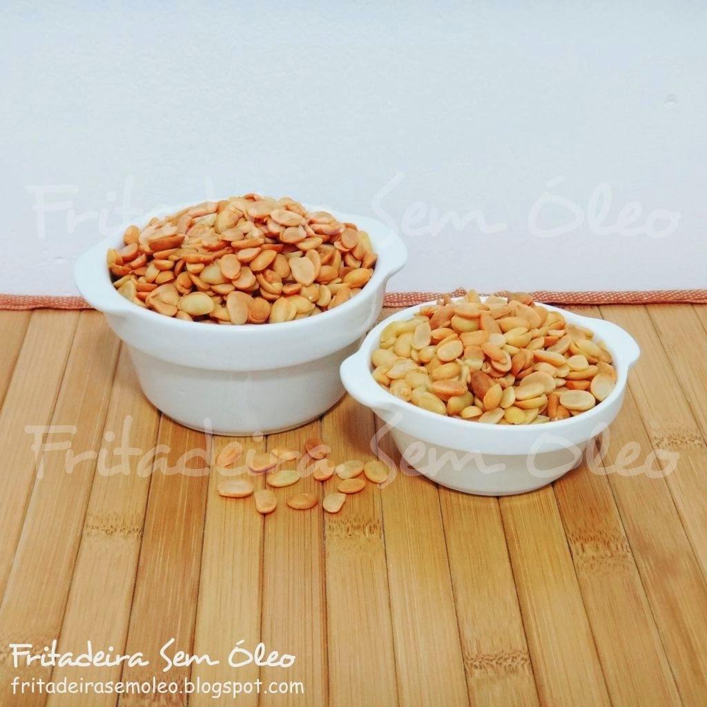 Soja Frita na AirFryer (Snack)