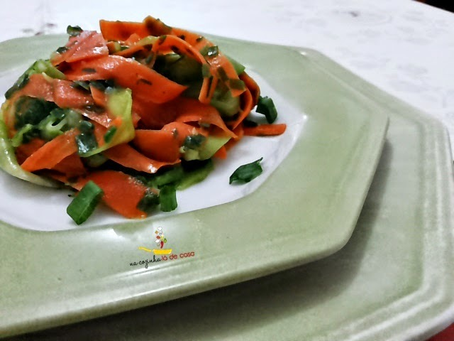 Salada Talharim de Legumes