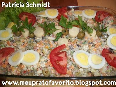 Salada Alegria