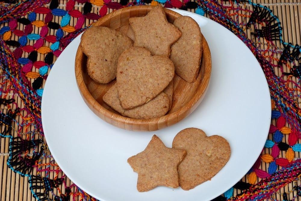 Receita: biscoitos de amêndoas e limão