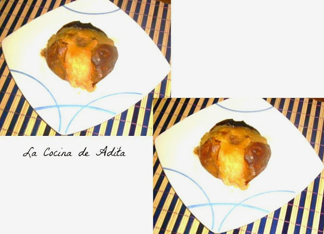 Manzana  asada (dieta)