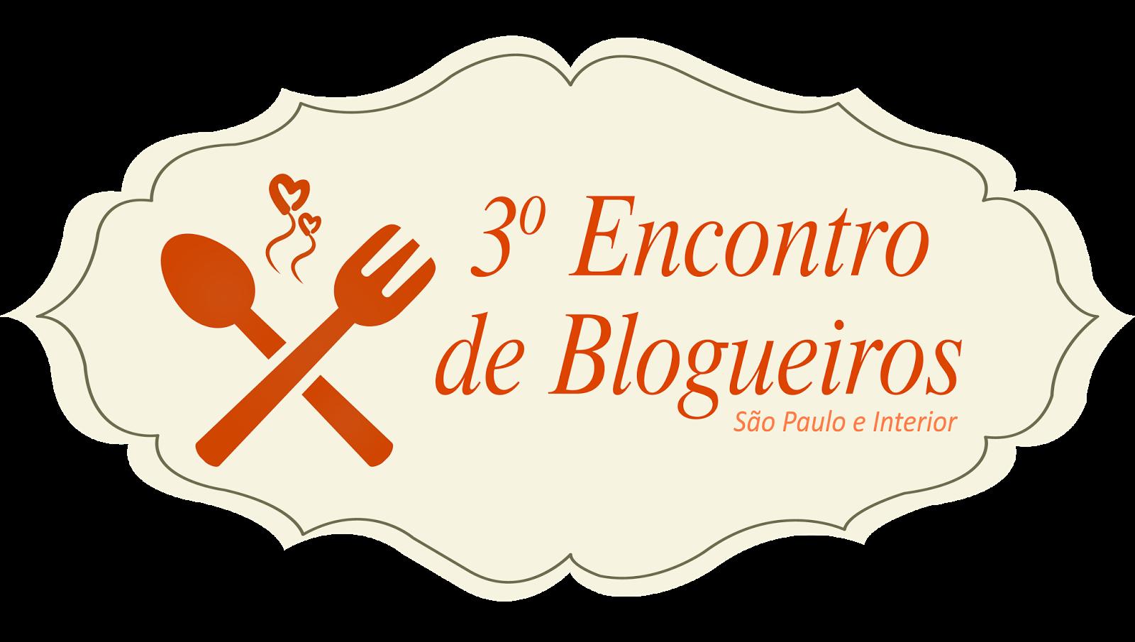3 º Encontro de Blogueiros são Paulo e interior  1º parte