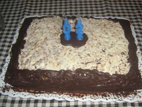 Utilisima la pasteleria torta negrito