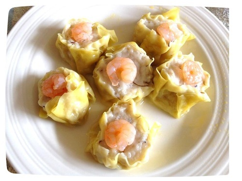 Lovely Dim Sum Siu Mai Dumplings