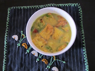Dal Dhokli Gujurati Dish