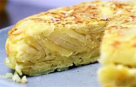 Tortilla de Papas.