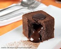 COMO PREPARAR COULANT DE CHOCOLATE RECETA ORIGINAL